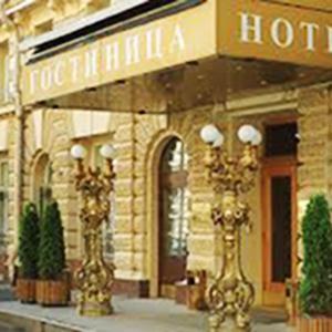Гостиницы Крюково