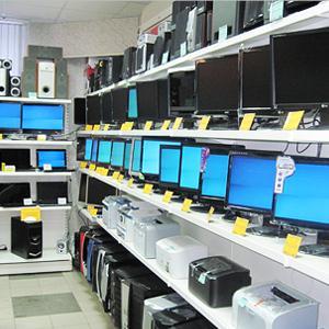 Компьютерные магазины Крюково