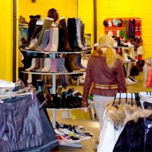 Магазины одежды и обуви Крюково
