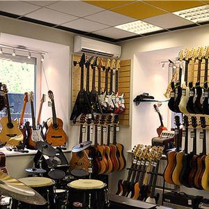 Музыкальные магазины Крюково