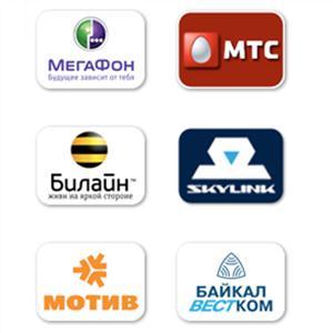 Операторы сотовой связи Крюково