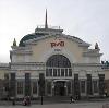 Железнодорожные вокзалы в Крюково