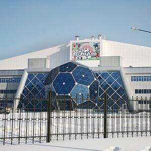 Спортивные комплексы Крюково