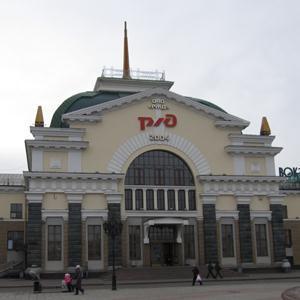 Железнодорожные вокзалы Крюково
